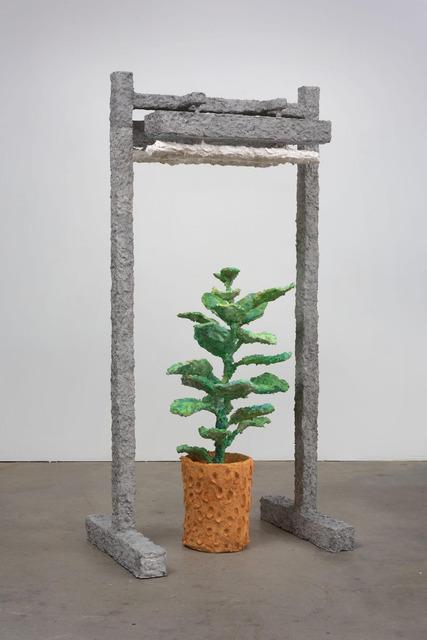 Evan Holloway, 'Small tree tobacco', 2017, Xavier Hufkens