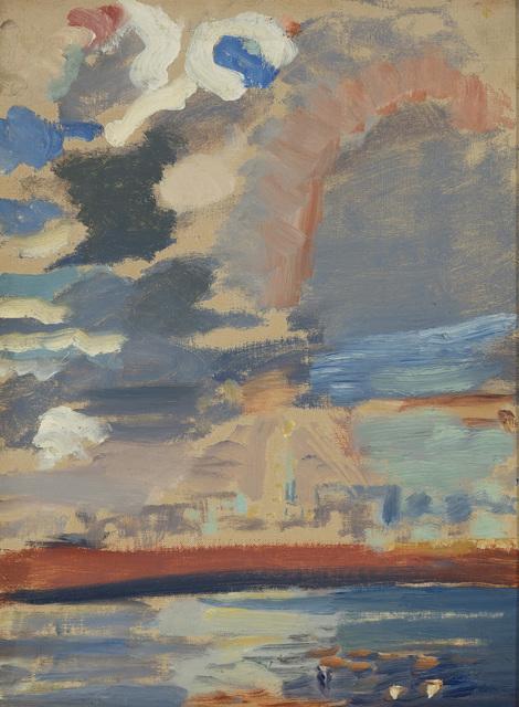 , 'Weehawken Sequence ,' ca. 1916, Menconi+Schoelkopf