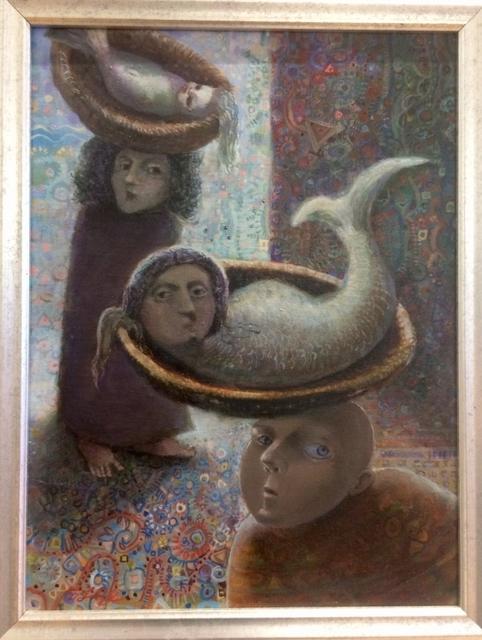 , 'The Burdens We Carry,' 2017, Gallery Pegasus