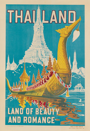 THAILAND / LAND OF BEAUTY AND ROMANCE