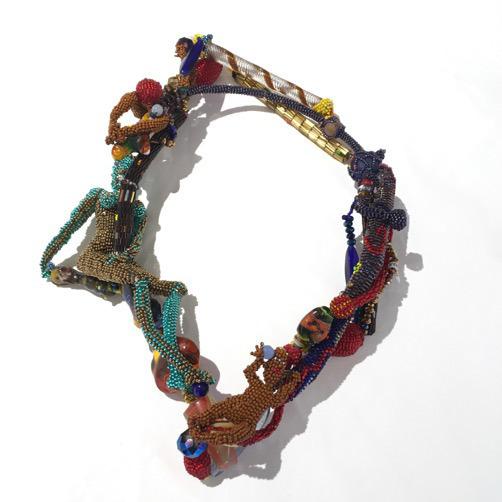 Joyce J. Scott, 'Rods II', 2015, Mobilia Gallery