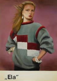 Paulina Olowska, 'Ela,' 2010, Sotheby's: Contemporary Art Day Auction