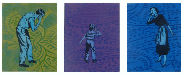 , 'Listen,' 2012, Susan Eley Fine Art