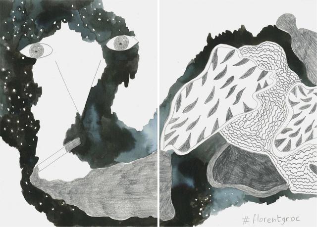 , 'La noche es nuestra (#florentgroc),' 2018, Estrany - De La Mota