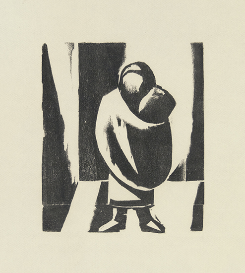 David Alfaro Siqueiros, 'La penitencia ', 1931, Caiman Contemporary