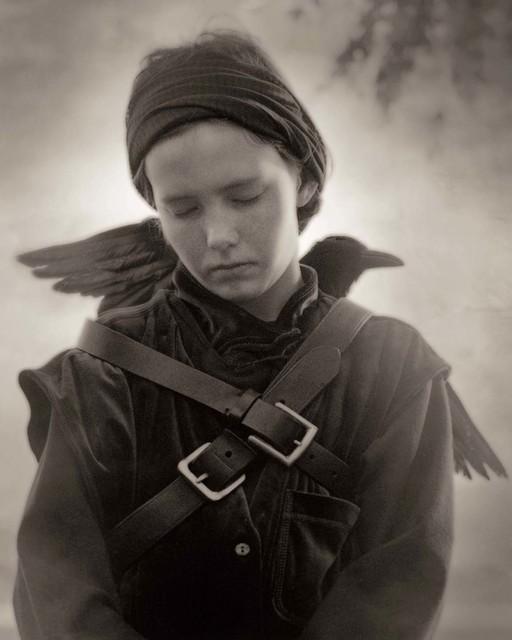 Beth Moon, 'Flight of the Raven', 2006-2007, photo-eye Gallery