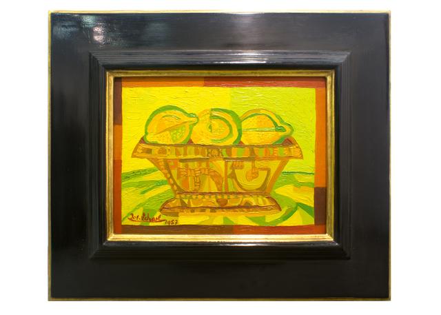 , 'Stillleben mit Zitronen (Lemon Still Life),' 1953, Hagemeier