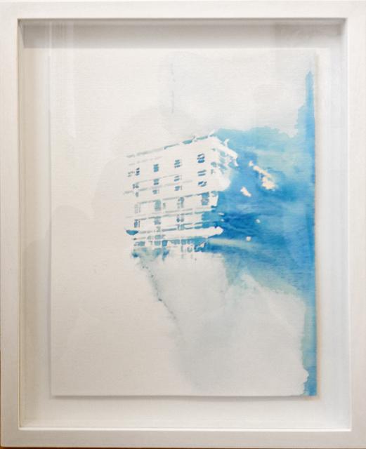 , 'Form the series Baustelle,' 2015-2016, SGR Galería