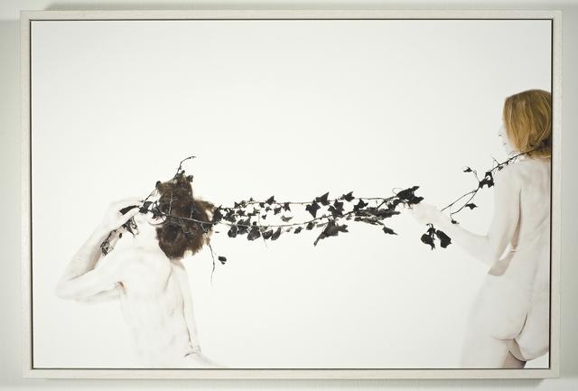 Alessandro Giampaoli, 'Il velo di Maya (Maya's Veil); Ed. 1/7',  2014, Photography, Pigment print on cotton paper, Zamagni Arte