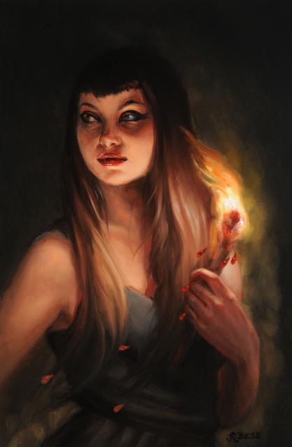 Rachel Bess, 'Blood Fire', 2016, Lisa Sette Gallery