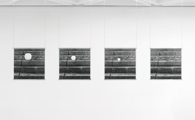 , 'snow+concrete XIV,' 2009-2012, Galerie du Monde