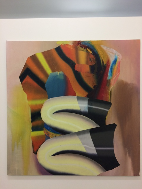 , 'Snake Charmer I,' 2016, Galleria Doris Ghetta