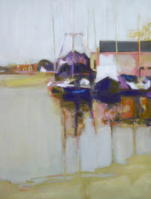 , 'Hanff's Boatworks,' , The South Street Gallery