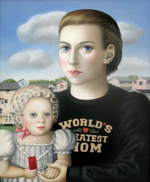 , 'Mother and Baby,' , Front Room Gallery