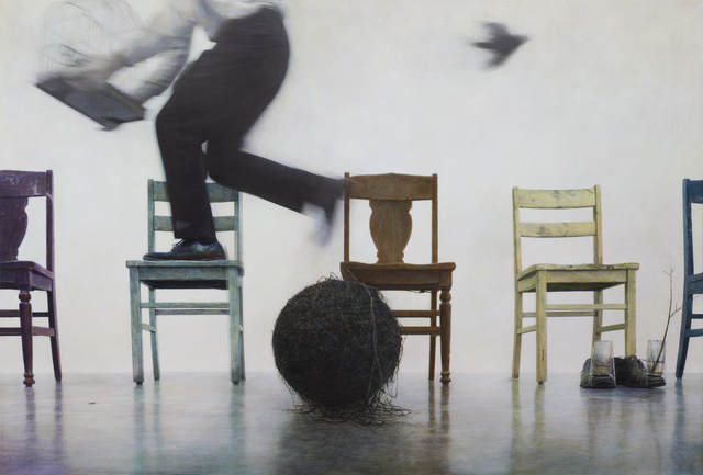 Robert and Shana ParkeHarrison, 'Chasing Birds', 2018, Catherine Edelman Gallery