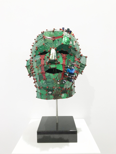 , 'Totem Portrait of Modern People 17,' 2016, Danysz Gallery