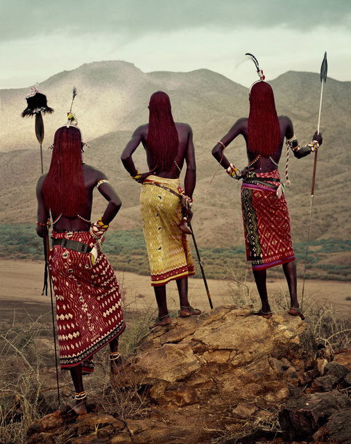, 'XVII 219, Nyerere, Lamulen & Loingu, Milgis, Kenya,' 2010, Bryce Wolkowitz Gallery