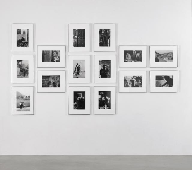Henri Cartier-Bresson, 'Alberto Giacometti', 1961, Mitchell-Innes & Nash