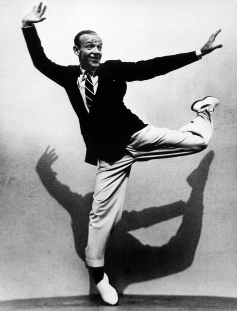 Martin Munkácsi, 'Fred Astaire, LIFE', 1936, Howard Greenberg Gallery