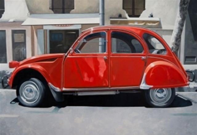 , 'Citroën 2CV,' 2013, GALERIA JORDI BARNADAS