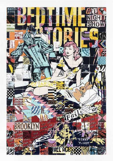 FAILE, 'Brooklyn Bedtime Stories', 2011, Tate Ward Auctions