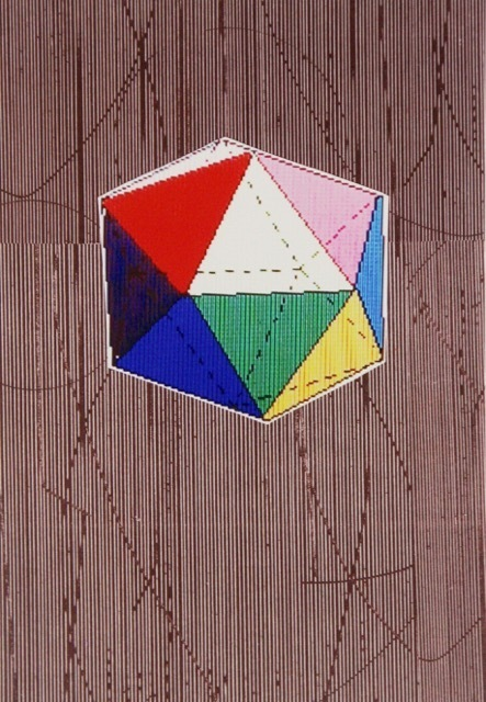 Five Geometric Solids #5