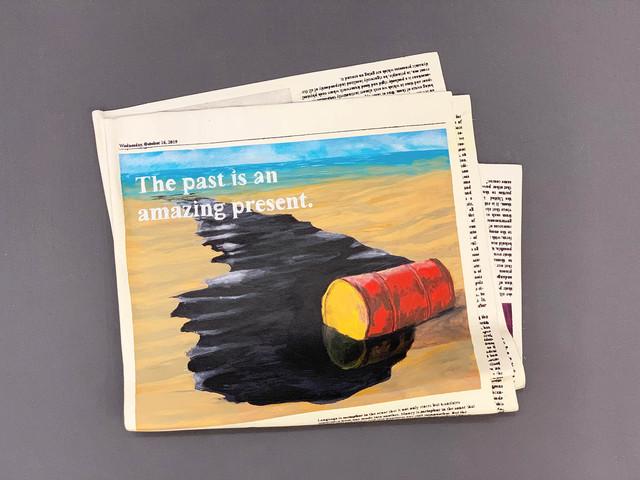 , 'The past is an amazing present,' 2019, Galeria Marília Razuk