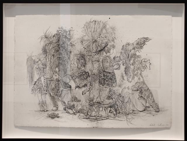, 'Citizens,' 2017, Tufenkian Fine Arts