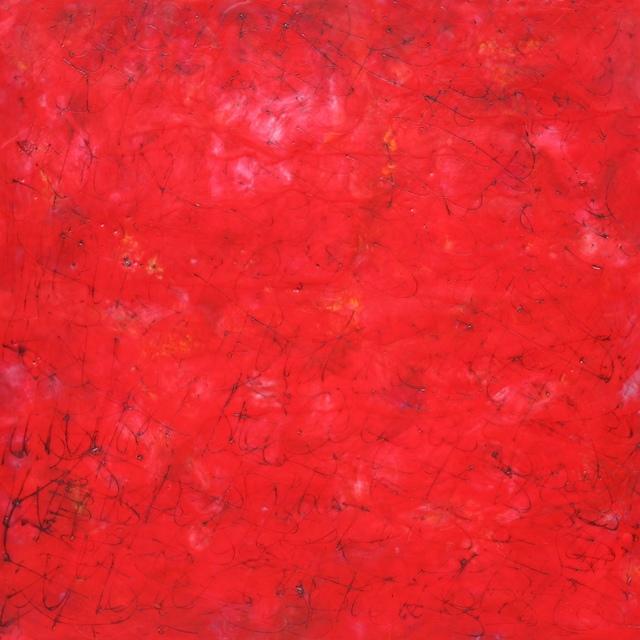 , 'Red Turmoil,' , InLiquid