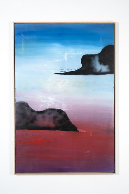 , 'Peinture de nuages,' 2016, Meessen De Clercq
