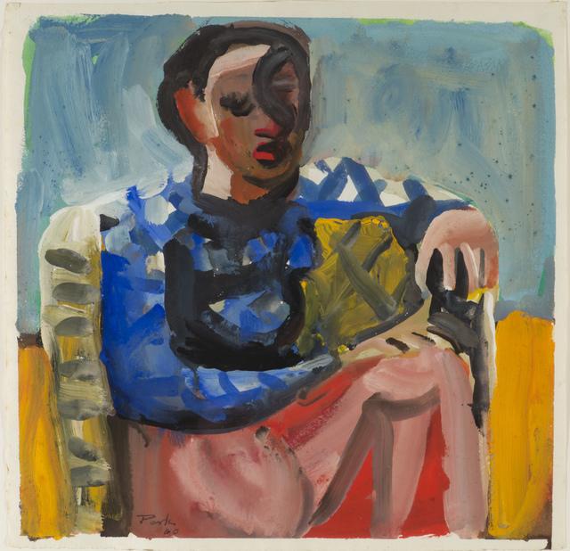 , 'Untitled,' 1960, Hackett | Mill
