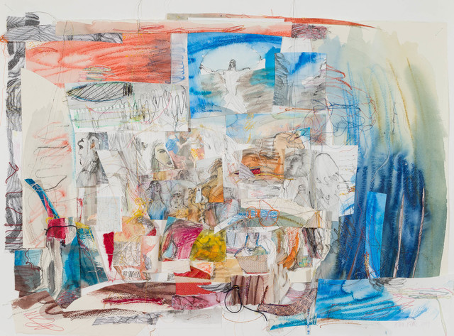 , 'Collage,' 2009, Candida Stevens Gallery