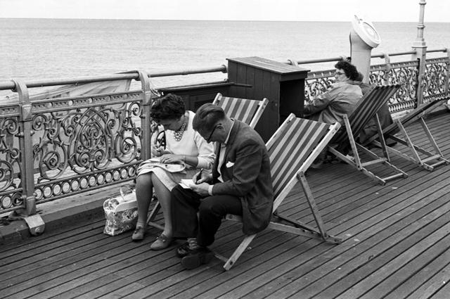 , 'Colwyn Bay, Wales,' 1958, Osborne Samuel