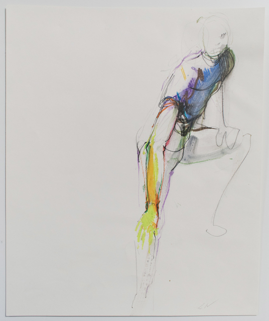 , 'Untitled (LH1870),' mid-1960s, Anglim Gilbert Gallery