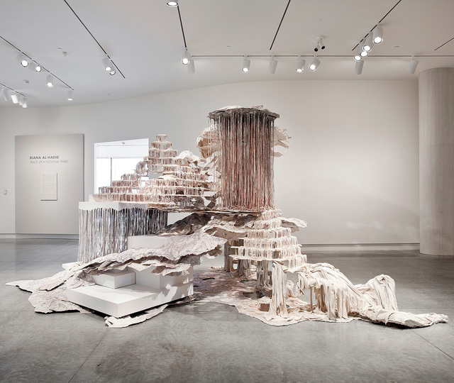 Diana Al-Hadid, 'Trace of a Fictional Third', 2011, Phillips