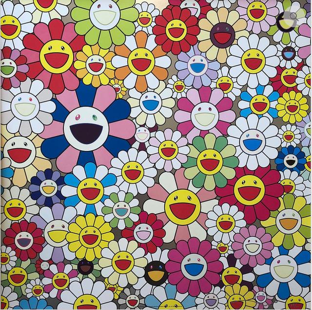 Takashi Murakami, 'Such Cute Flowers', 2010, MSP Modern