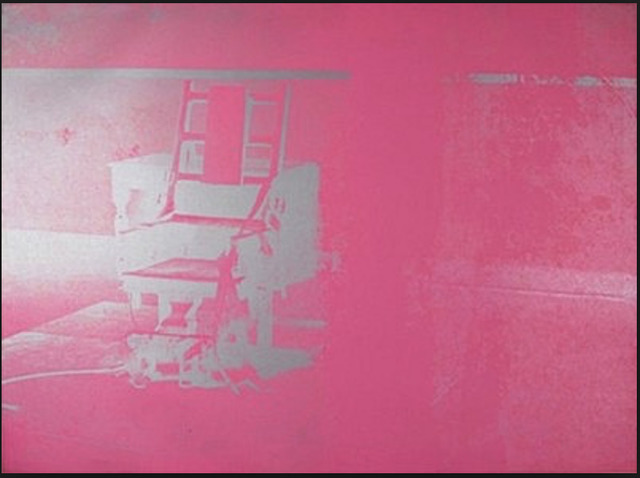 Andy Warhol, 'Andy Warhol, Electric Chairs (#11.75), Serigraph Print, 1971', 1971, Hedges Projects