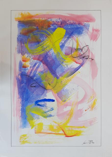 , 'work n° 19,' 2010, Galleria Quadrifoglio