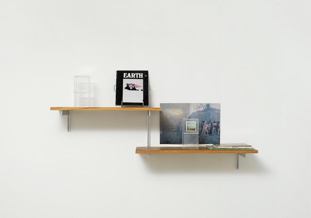 , 'ULTRA jet black,' 2003, Galerie Koch