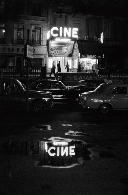 , 'Paris,' 1956-1958, Ed van der Elsken Archives
