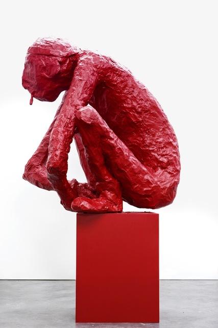 , 'Les Assis #2,' 2011, artsawa
