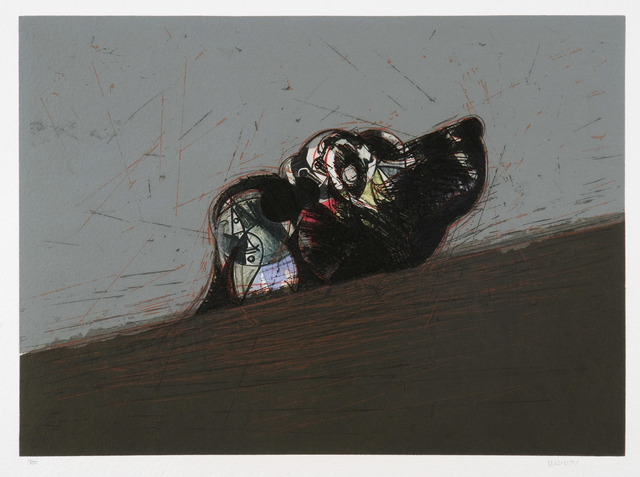 , 'Dog I,' 2008, Marlborough Gallery