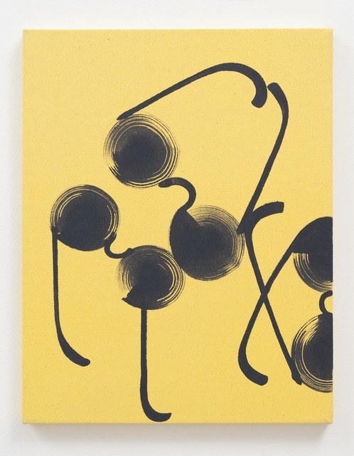 , 'Untitled (Glasses in Yellow),' , Roberts & Tilton