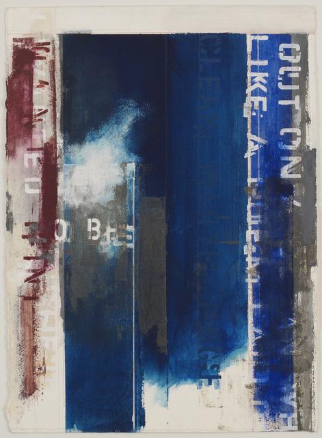 , 'Rachael's Fragments 1,' 2018, Adah Rose Gallery