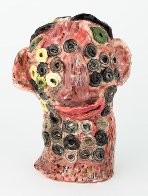 , 'Untitled (Head #2),' 2018, Creativity Explored