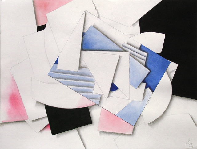 , 'Composition 214a,' 2008, Nohra Haime Gallery
