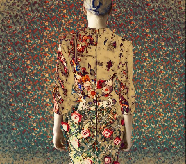 , 'Mary Katrantzou (back), Old Future,' 2011, Jackson Fine Art