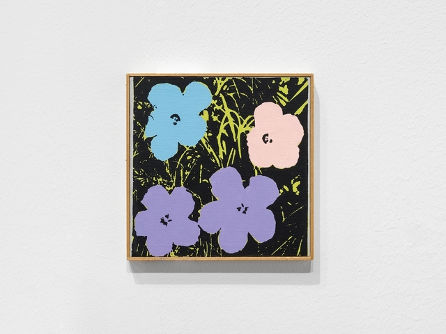 , 'Andy Warhol, Flowers, 1964,' 1968, Galerie Mitterrand