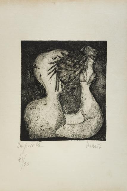 , 'Untitled,' 1946, Fólio Livraria