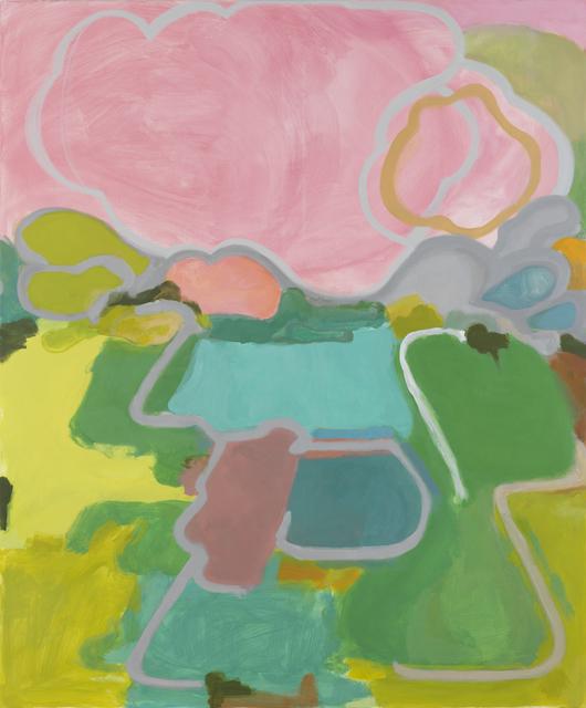 Elizabeth Hazan, 'July', 2019, Johannes Vogt Gallery